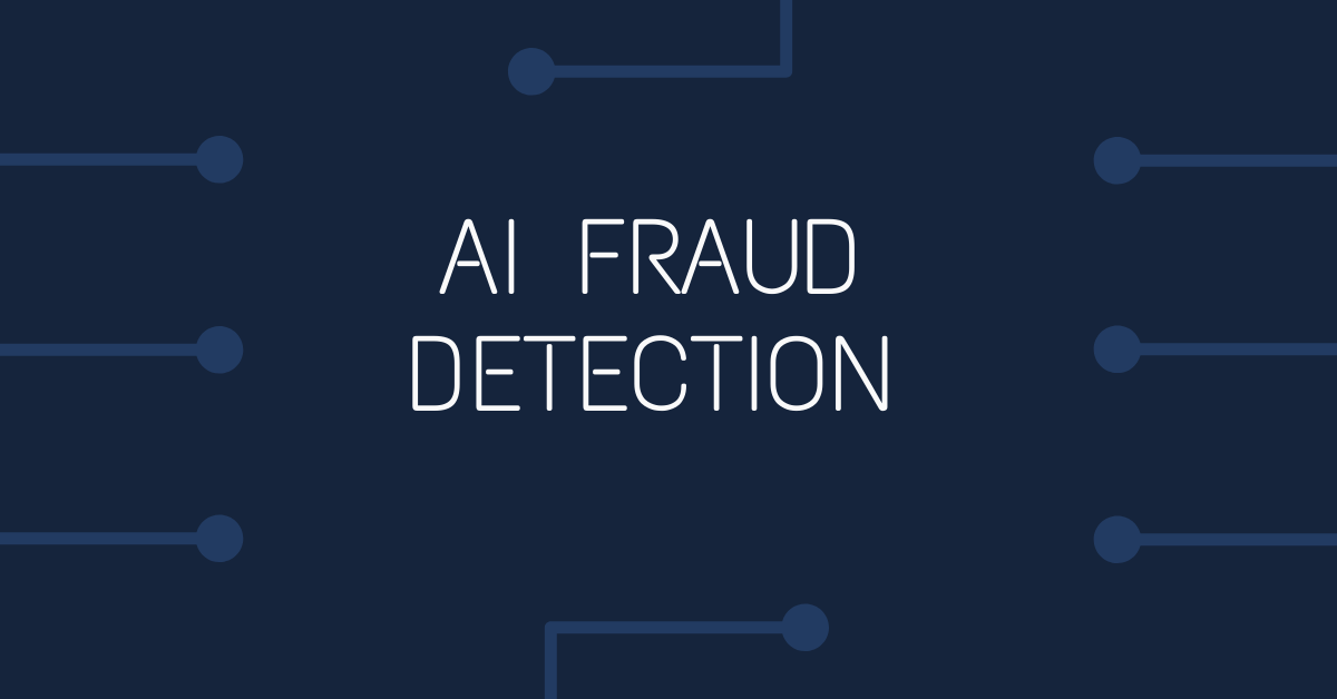 AI Fraud Detection